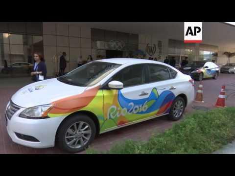 IOC official in hospital amid Rio ticket probe