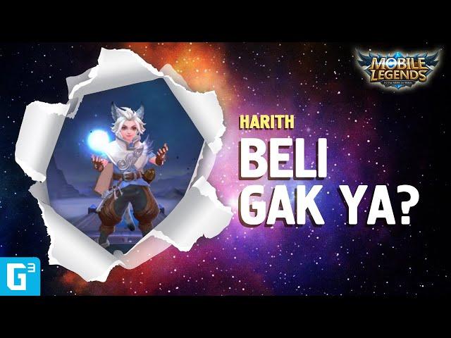 BELI GAK YA ?! - HARITH | MOBILE LEGENDS