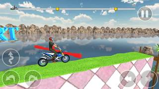Bike Racer Android Games-Bike Stunt Tricks Master- (The Knights Inc)2018 - FHD