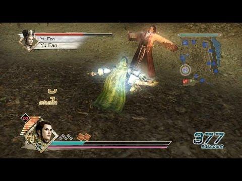 Dynasty Warriors 6 - Liu Bei Musou Mode - Chaos Difficulty - Battle of Yi Ling