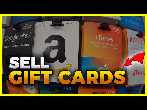 HOW TO BUY AND SELL GIFT CARDS IN NIGERIA