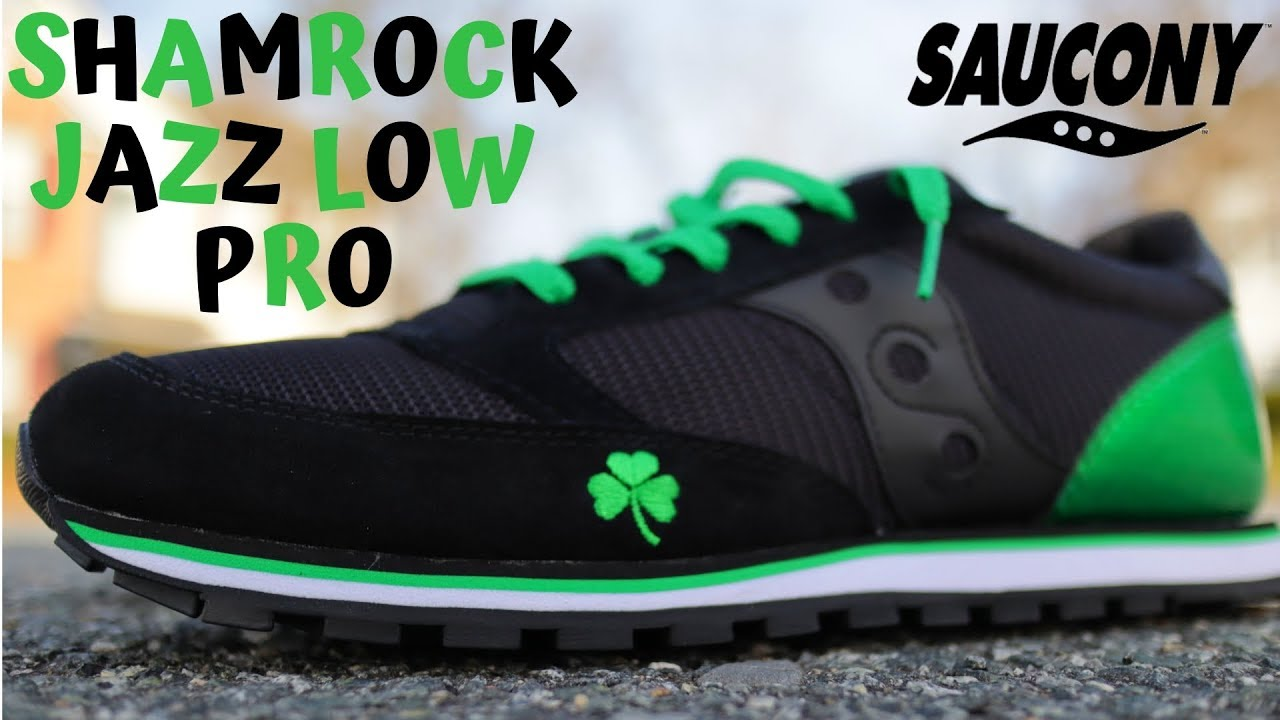 d5a0cc3b89db Saucony Shamrock 2019 Review + On Feet - YouTube