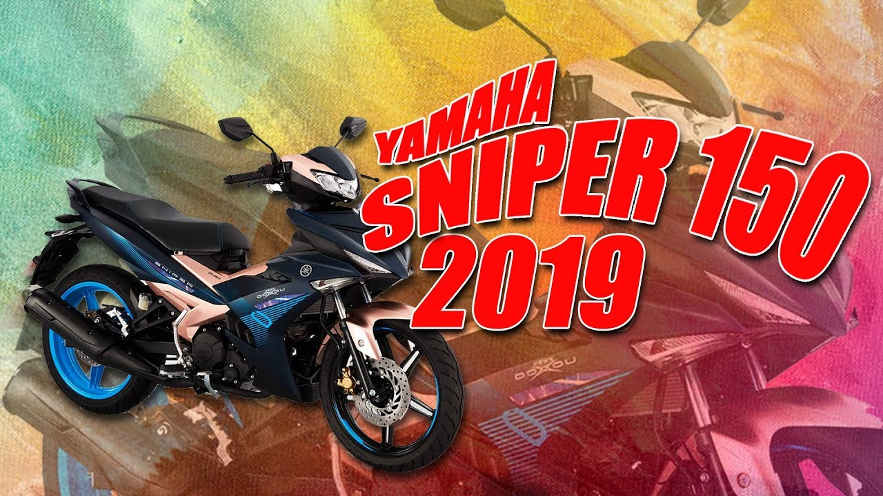 YAMAHA SNIPER 150 NEW DESIGN | MODEL 2019