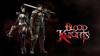 Blood Knights All Cutscenes (Game Movie) 1080p