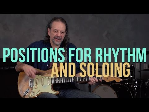 Andy Aledort - Positions for Rhythm and Soloing