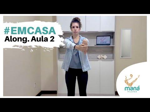 FIQUE SEM DOR #EMCASA - ALONGAMENTO 2 - HOME OFFICE (Manoela Medina)