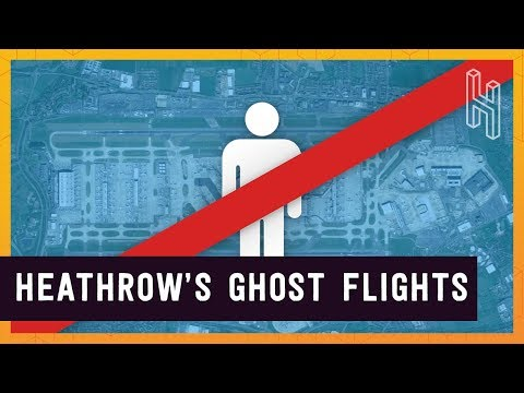 Why Heathrow Airport Had Empty Flights to Nowhere