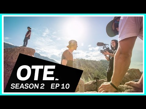 OTE: BOULDER CO - Off The Edge: A Freerunning Web Series (Season 2 – Ep.10)