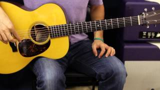 Brad Paisley - Remind Me - Carrie Underwood - How To Play - Acoustic Guitar Lesson