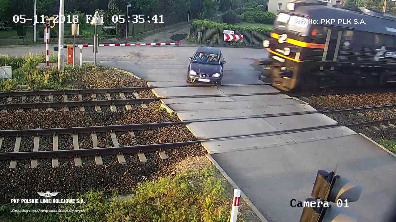 Download Railway accidents compilationn - trailer 2. Wypadki na przejazdach kolejowych - zapowiedź 2