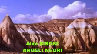 Aldo Siboni ANGELI NEGRI sax contralto
