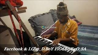Kwesta Ft Wale - SPIRIT ( Piano Cover By D.BoY FiGuRe-EgO )