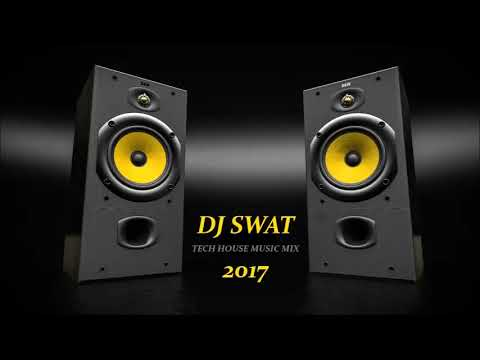 Brutal Tech House Music Mix 2017 (Crazy Speaker) Dj Swat/Tracklist!!!