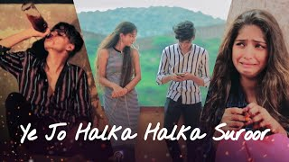 Halka Halka Suroor | Mere Baad Kisko Sataoge | Sad Song | Farhan Saeed | Maahi Queen