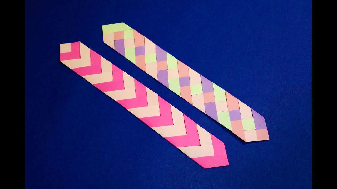 New diy bookmark easy to do part 1 youtube for Simple bookmarks