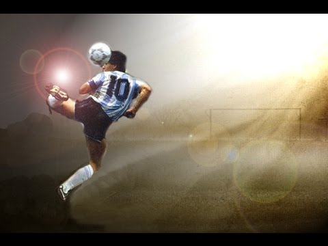 Diego Maradona ● Magical Ball Controls