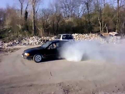 Ford sierra 2.8 v6 Miro