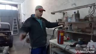 видео Осушители сжатого воздуха (адсорбционный, рефрижираторный, мембранный)