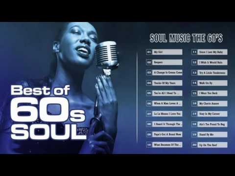 Soul Music Greatest Hits   -   Best Of The Best  60's Soul Music  Mix  |  HD/HQ