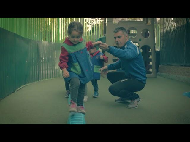 Programa pedagógico Juegos y movimientos