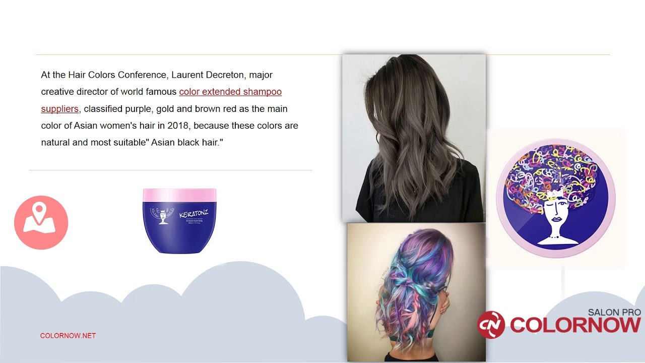 The Popular Hair Color Ideas For Asian Women In 2018 Youtube