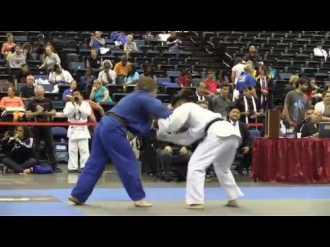 Judo Highlights from the 2015 USJF/USJA Summer Nationals - Indianapolis, Indiana