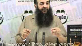 Şeyh Abdullah Yolcu - Selefi Salihin ve Ramazan 1