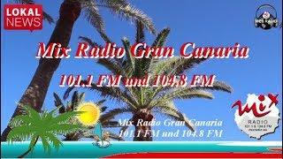 Herzlich Willkommen MIX - RADIO Gran Canaria 101.1 FM & 104.8 FM