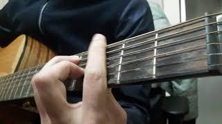 Tọa độ tình yêu (Soobin Hoàng Sơn) guitar cover