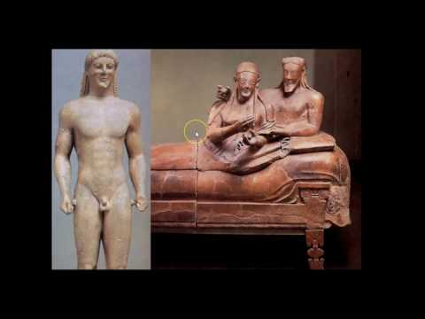 Etruscan Art Part 1