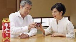 渡哲也74才と吉永小百合71才が、宝酒造の松竹梅「天」のCMで16...