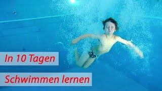Kinderschwimmkurs im Hallenbad Gelnhausen - Seepferdchen