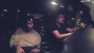 BOHEMIA Lisn : 2Pac N.I.G.G.A RapSong in Car (Leaked) Latest New Video Chilling Time 2017