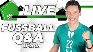 LIVE 🔴 | Aktuelle Lage der deutschen Nationalmannschaft |Q&A