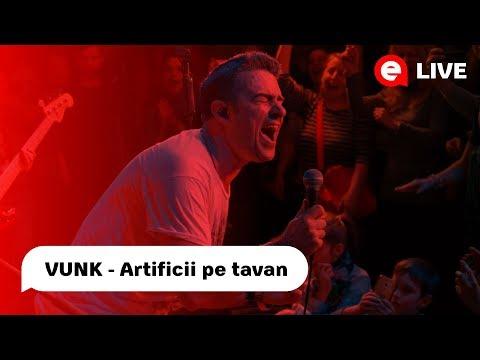 Vunk - Artificii Pe Tavan| LIVE IN GARAJ
