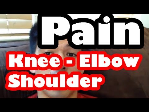 How to fix weight lifting pain during bench press squats elbow