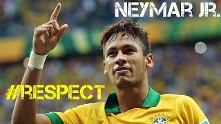 Неймар - Хорошие Поступки Достойные Уважения #RESPECT