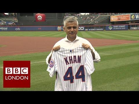Mayor of London in America - BBC London News