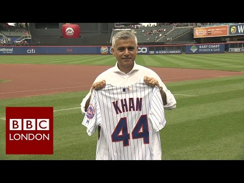 Mayor of London in America - BBC London News