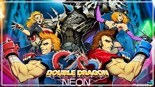 Double Dragon Neon - GAMEPLAY NO PC [ COMENTADO PT BR ]