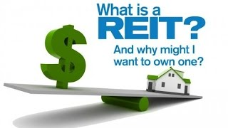 REIT's for passive income - how reit stocks work