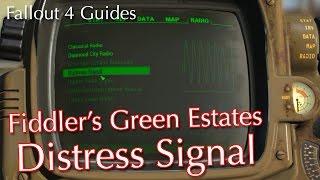 Fallout 4: Fiddler's Green Estates Distress Signal