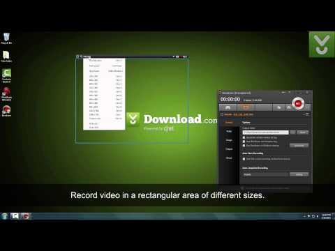 Bandicam - Capture DirectX Or OpenGL Gameplay, PC Screen, Webcam - Download Video Previews