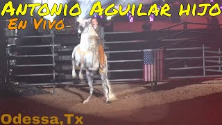 Antonio Aguilar Hijo en Vivo (2018) YouTube Videos