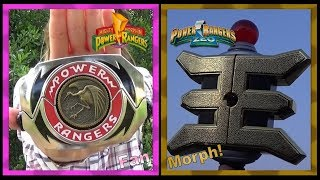 Mighty Morphin [Season 3] Pink & Zeo Gold (Power Rangers Fan Morph) *Retro Style / No VFX*