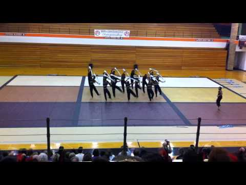 South Shore Drill Team: 2011 Midwest Colorguard Championships