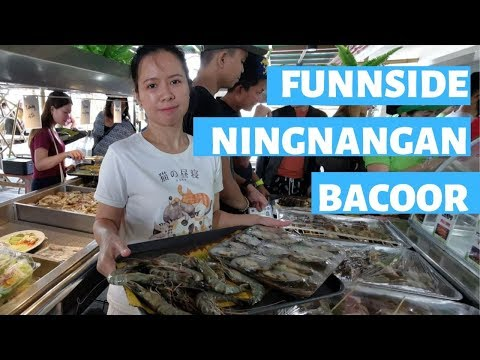 LUNCH IN FUNNSIDE NINGNANGAN - SEAFOOD PALUTO IN BACOOR