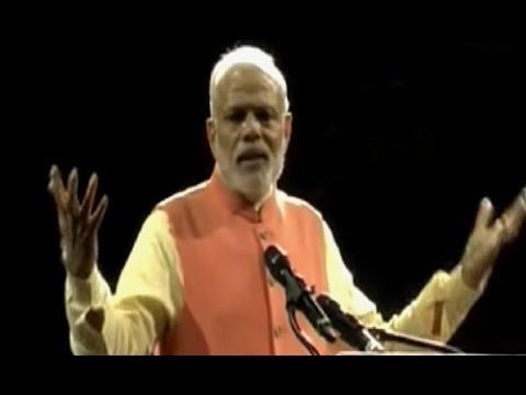PM Modi's Full Speech at Madison Square Garden, New York