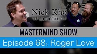 Roger Love Teaches RSD on How to Develop the Perfect Voice