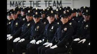 Redirecting Police Department Job Applications Plummet - Nobody Wants the Jobs Anymore